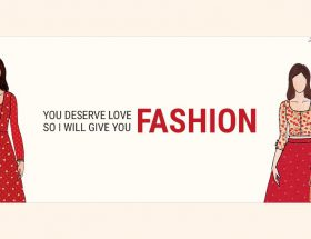 You Deserve Love So I Will Give You Fashion