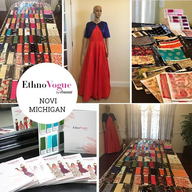EthnoVogue Store - Novi, Michigan
