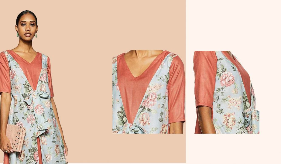 Get sassy with top-notch trending kurtis from Ethnovogue