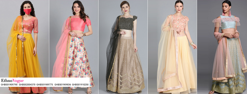 The go-to Lehengas